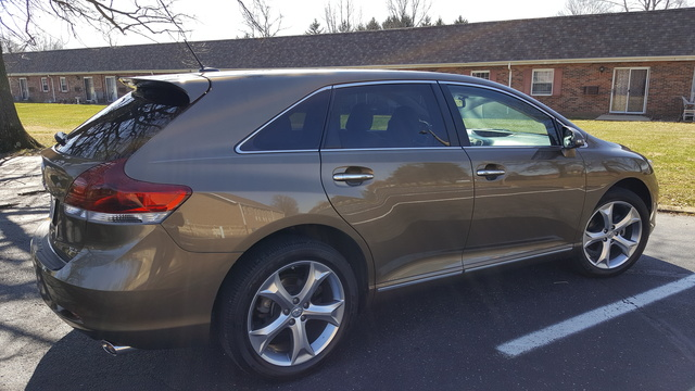 Picture of 2013 Toyota Venza XLE V6
