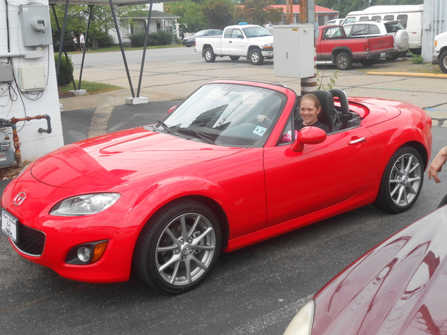 2012 Mazda MX 5 Miata Review