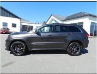 Picture of 2015 Jeep Grand Cherokee SRT Red Vapor Edition 4WD, exterior, gallery_worthy