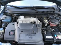 Picture of 2002 Jaguar X-TYPE 3.0, engine, gallery_worthy