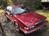 Picture of 1995 Buick Century Custom Sedan FWD, exterior, gallery_worthy