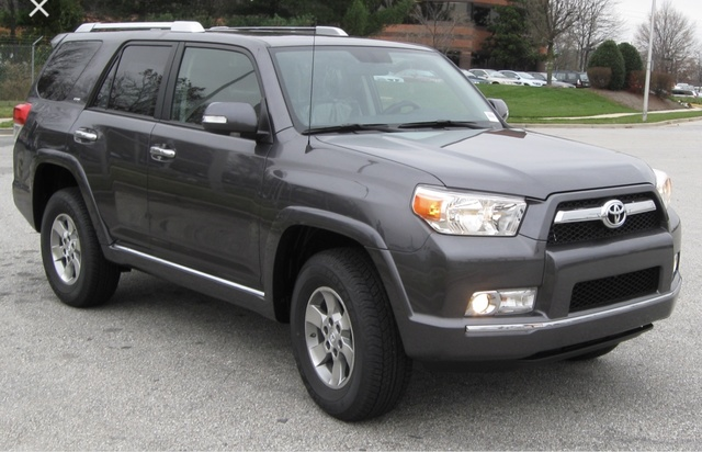 Picture of 2012 Toyota 4Runner SR5