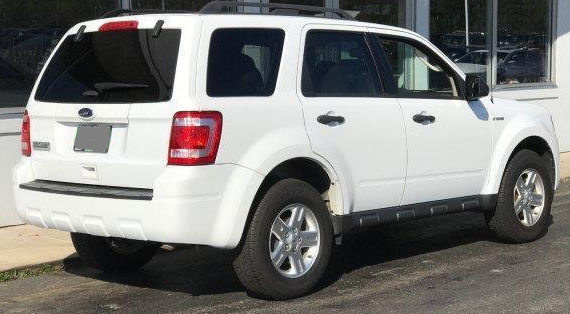 Picture of 2011 Ford Escape Hybrid Base AWD