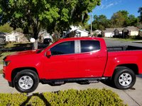 Picture of 2017 Chevrolet Colorado Work Truck Crew Cab RWD, exterior, gallery_worthy