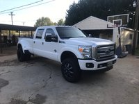 Picture of 2014 Ford F-350 Super Duty Platinum Crew Cab LB DRW 4WD, exterior, gallery_worthy