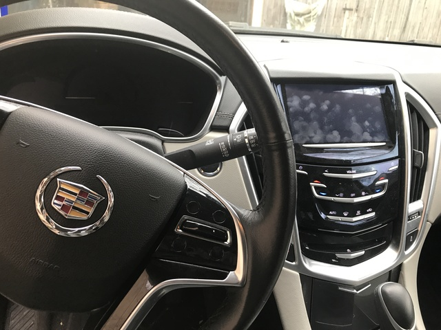 Picture Of 2014 Cadillac SRX FWD, Interior, Gallery_worthy
