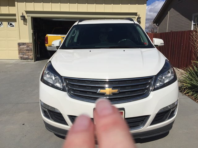 Picture of 2013 Chevrolet Traverse 1LT AWD