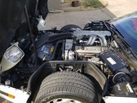 Picture of 1991 Chevrolet Corvette Convertible RWD, engine, gallery_worthy