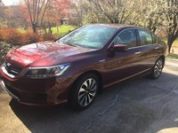 Picture of 2014 Honda Accord Hybrid EX-L, exterior, gallery_worthy