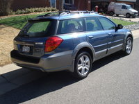 Picture of 2006 Subaru Outback 2.5 XT Wagon, exterior, gallery_worthy