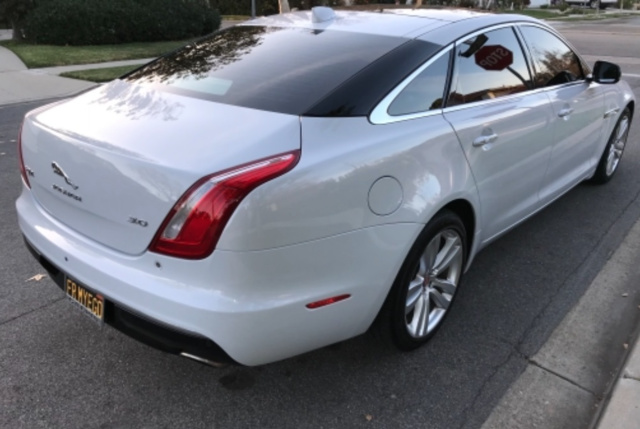Picture of 2016 Jaguar XJ-Series XJL Portfolio RWD, exterior, gallery_worthy