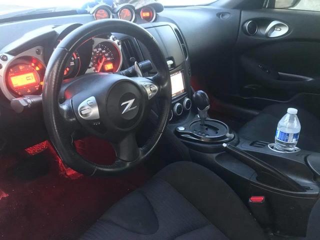 2014 Nissan 370z Interior Pictures Cargurus