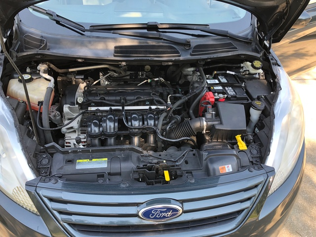 Picture of 2011 Ford Fiesta SE, engine, gallery_worthy