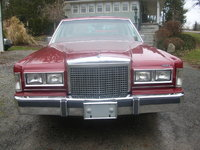 Picture of 1985 Lincoln Town Car Base, exterior, gallery_worthy