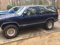 Picture of 1993 Chevrolet Blazer Silverado 2-Door 4WD, exterior, gallery_worthy