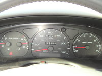 Picture of 2000 Mercury Sable LS Sedan FWD, interior, gallery_worthy
