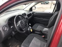 Picture of 2011 Jeep Compass Latitude 4WD, interior, gallery_worthy