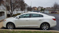 Picture of 2012 Buick LaCrosse Premium II FWD, exterior, gallery_worthy