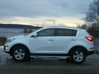 Picture of 2012 Kia Sportage SX AWD, exterior, gallery_worthy