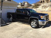 Picture of 2016 GMC Sierra 2500HD SLE Crew Cab SB 4WD, exterior, gallery_worthy