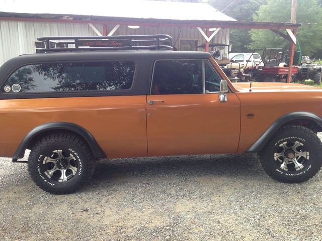Picture of 1979 International Harvester Scout