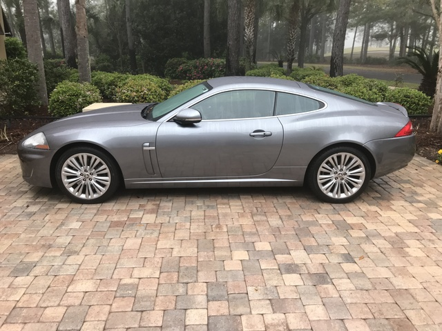 Picture of 2011 Jaguar XK-Series XK Coupe RWD, exterior, gallery_worthy