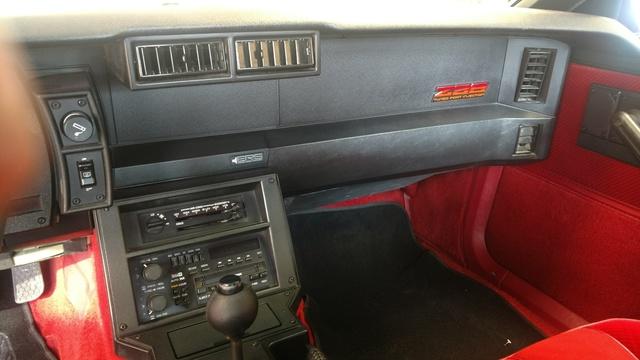 1985 chevrolet camaro interior pictures cargurus 1985 chevrolet camaro interior