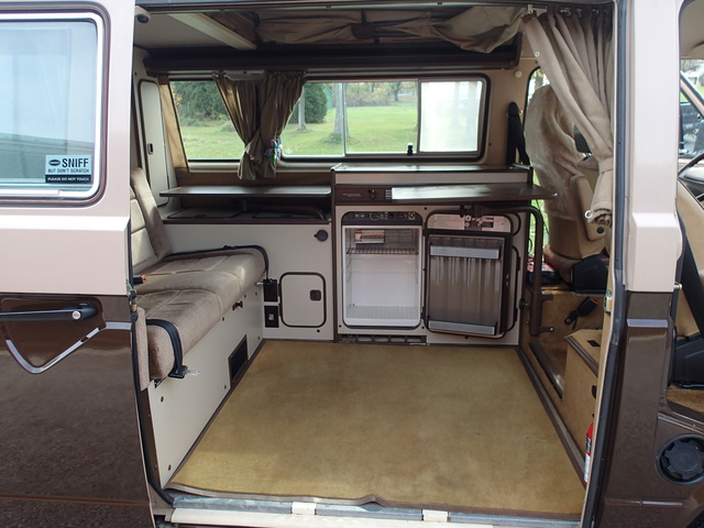 Picture Of 1984 Volkswagen Vanagon Camper Passenger Van Interior Gallery Worthy