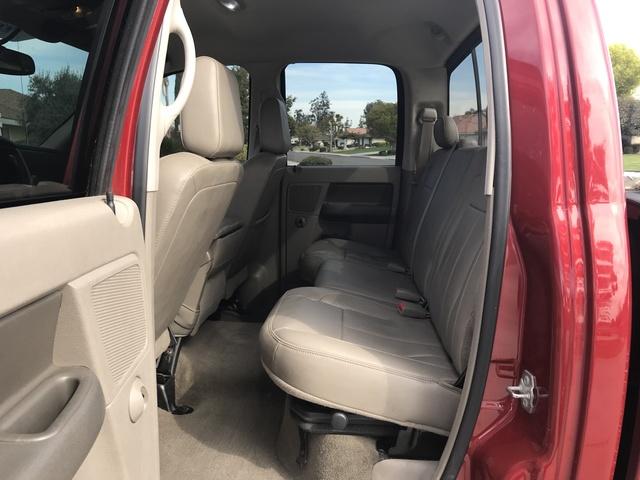 Picture of 2009 Dodge RAM 3500 Laramie Quad Cab LB 4WD, interior, gallery_worthy