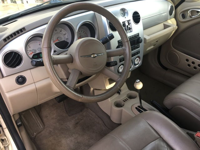 2006 Chrysler Pt Cruiser Interior Pictures Cargurus