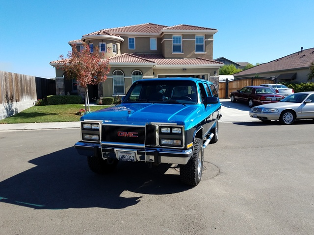 Picture of 1991 GMC Suburban R2500