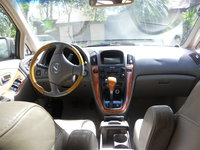 Picture of 2002 Lexus RX 300 Coach Edition AWD, interior, gallery_worthy