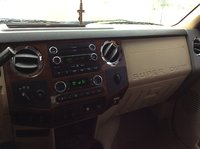 Picture of 2009 Ford F-250 Super Duty King Ranch Crew Cab LB 4WD, interior, gallery_worthy