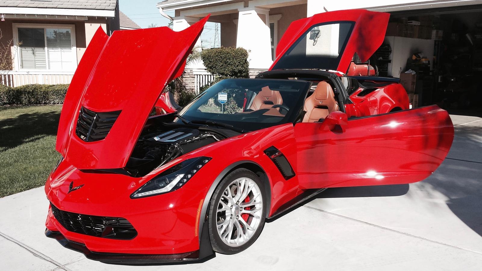 chevrolet corvette questions i have a 2016 z06 2lz it has 7500 miles great condition how. Black Bedroom Furniture Sets. Home Design Ideas