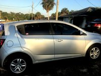 Picture of 2012 Chevrolet Sonic 2LS Hatchback FWD, exterior, gallery_worthy