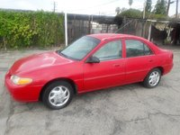 Picture of 1998 Mercury Tracer GS Sedan FWD, gallery_worthy