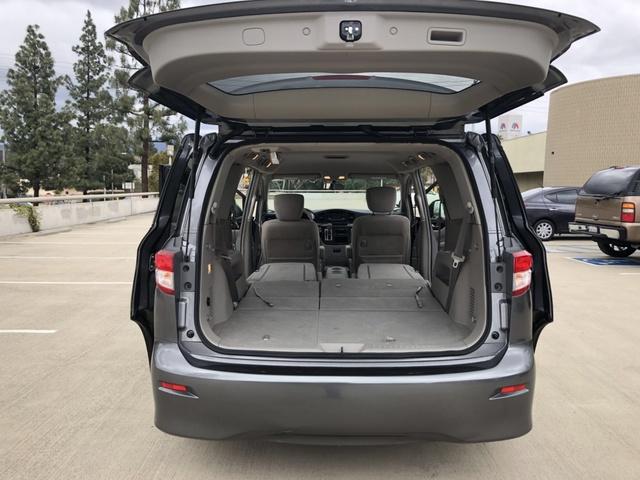 2016 Nissan Quest Interior Pictures Cargurus