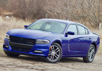 Front 3/4 of the 2018 Dodge Charger GT, exterior, gallery_worthy