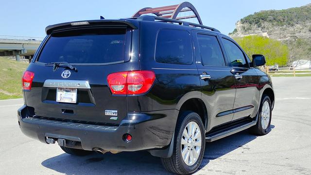 Picture of 2013 Toyota Sequoia Platinum FFV 4WD