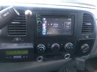 Picture of 2009 Chevrolet Silverado 2500HD Work Truck Extended Cab 4WD, interior, gallery_worthy