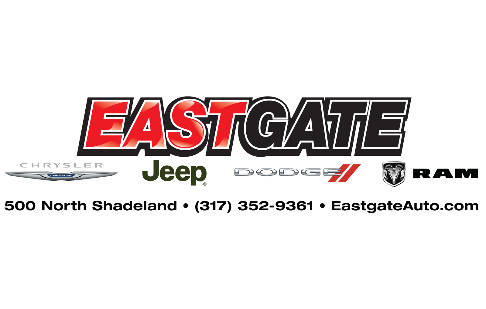 Eastgate Chrysler Jeep Dodge Ram - Indianapolis, IN: Read ...