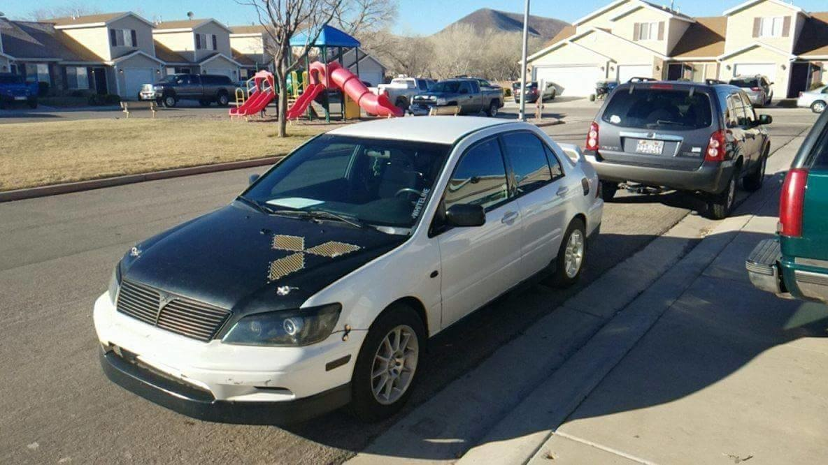 2002 mitsubishi lancer manual transmission