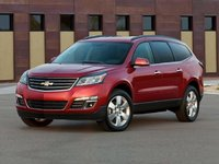 Picture of 2014 Chevrolet Traverse LTZ FWD, exterior, gallery_worthy