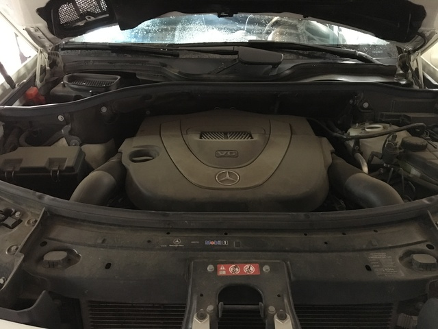 Picture of 2011 Mercedes-Benz M-Class ML 350, engine, gallery_worthy