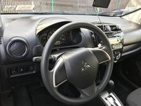 Picture of 2017 Mitsubishi Mirage ES, interior, gallery_worthy