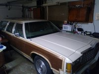 Picture of 1987 Ford LTD Crown Victoria 4 Dr Country Squire Wagon, exterior, gallery_worthy