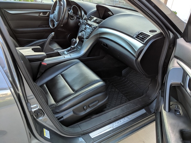 Picture of 2011 Acura TL FWD with Technology Package and 18-inch Wheels, interior, gallery_worthy