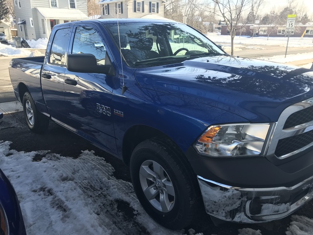 Picture of 2018 Ram 1500 Tradesman Crew Cab 4WD