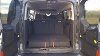 Picture of 2014 Ford Transit Connect Wagon XLT LWB FWD with Rear Cargo Doors, interior, gallery_worthy
