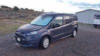 Picture of 2014 Ford Transit Connect Wagon XLT LWB FWD with Rear Cargo Doors, exterior, gallery_worthy